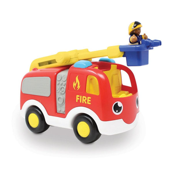 WOW Toys Ernie Fire Engine | KidzInc Australia | Online Educational Toy Store