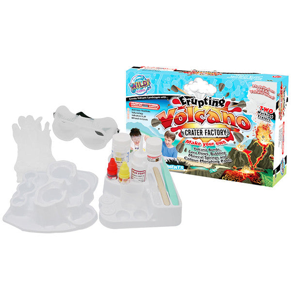 Wild Science - Volcano Lab | KidzInc Australia | Online Educational Toy Store