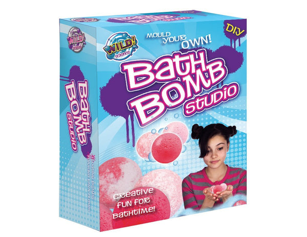 Wild! Science - Make Your Own Bath Bomb Studio | KidzInc Australia | Online Educational Toy Store