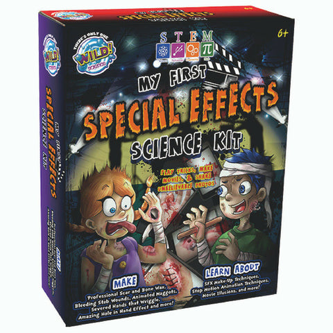 Wild Science My First Special Effects Science Kit