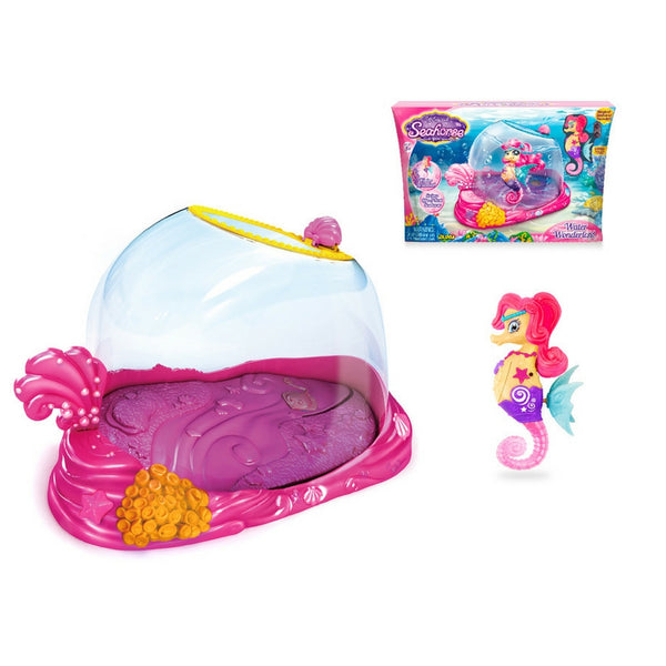 Zuru - My Magical Seahorse Playset | KidzInc Australia | Online Educational Toy Store
