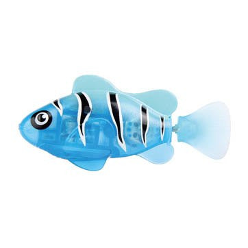 Zuru - Robo Fish LED Blue | KidzInc Australia | Online Educational Toy Store