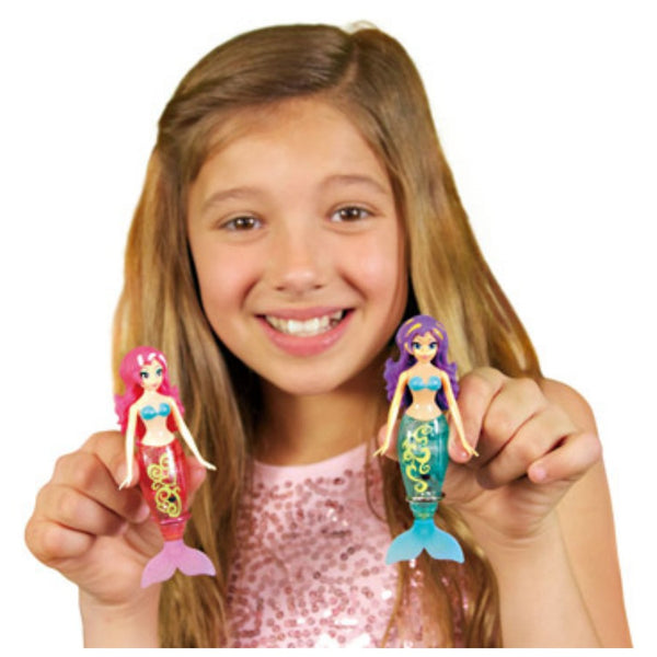 Zuru - My Magical ROBO Mermaid - Pearl | KidzInc Australia | Online Educational Toy Store