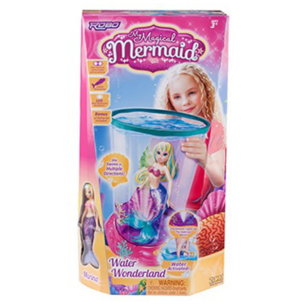 Zuru - My Magical ROBO Mermaid Wave 2 Playset | KidzInc Australia | Online Educational Toy Store