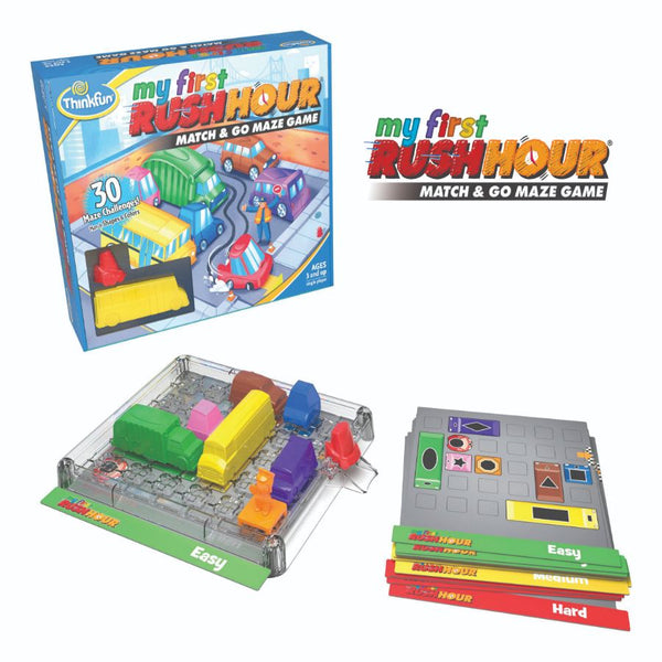 ThinkFun - My First Rush Hour Game