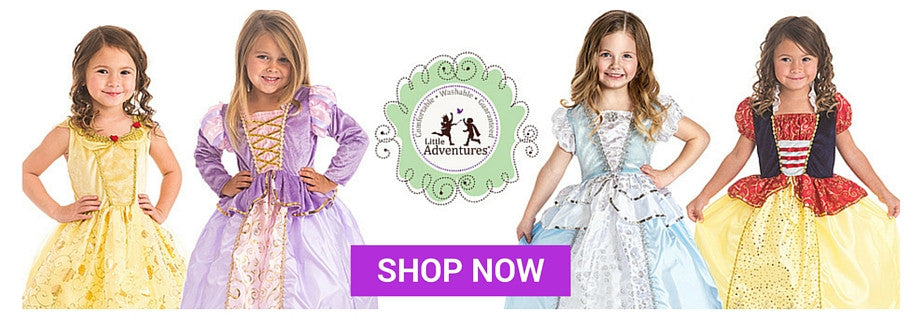 Little Adventures Kids Costumes and Accessories