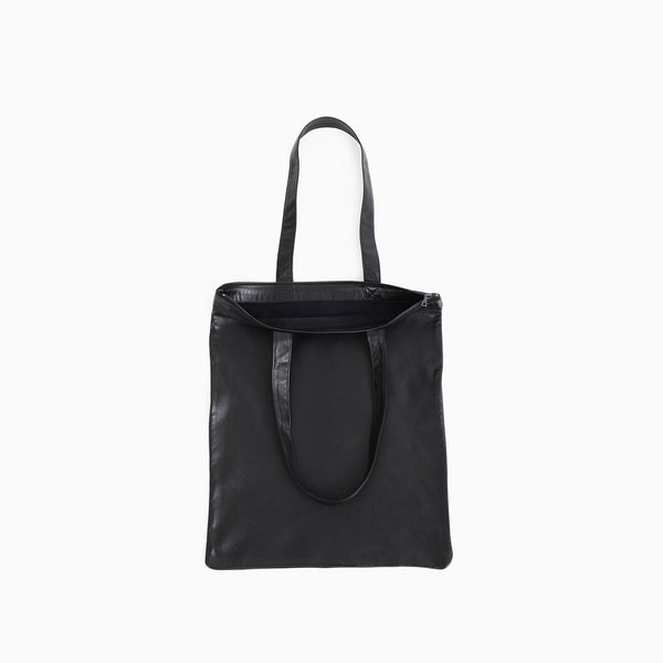 N° 1047 ULTRA SOFT TOTE WITH ZIP