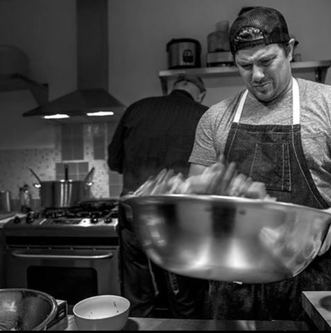 Chef Jason Witzl followed his stomach — and found Mountain Valley