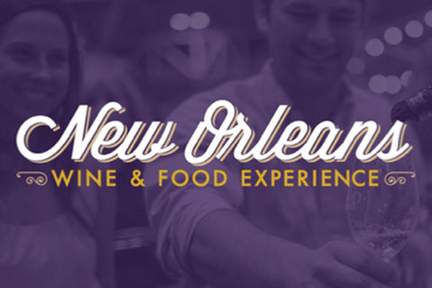 New Orleans Wine and Food Experience Recap