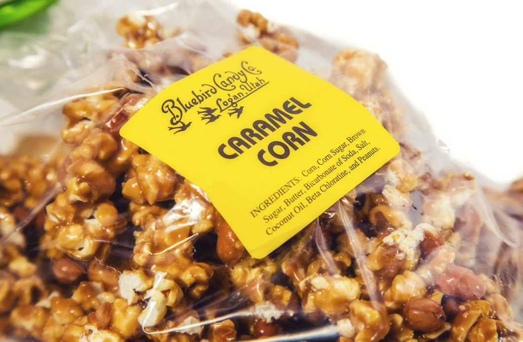 Bluebird Candy Co. Caramel Popcorn