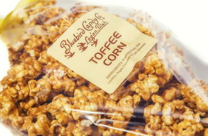 Bluebird Candy Co. Toffee Popcorn