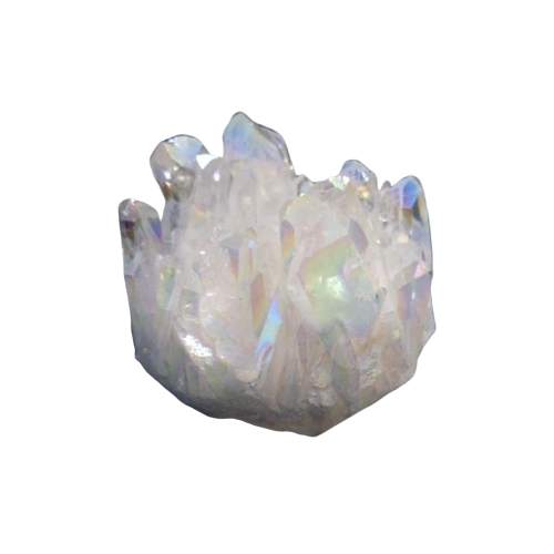 Aura Quartz Crystal Cluster 90-100g | Magic Crystals