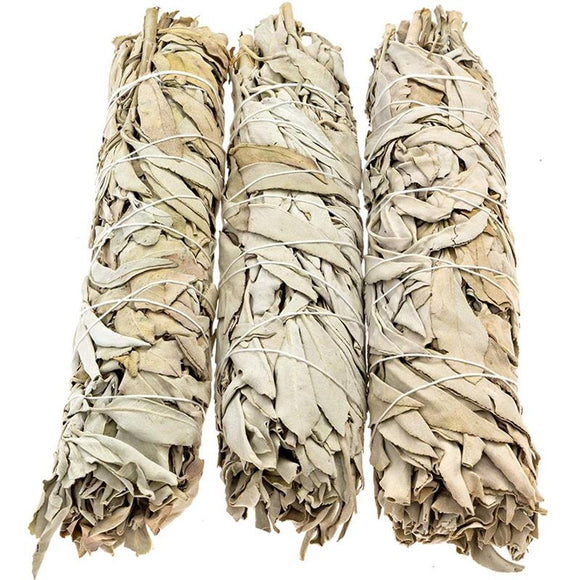 White Sage Bundle Smudges
