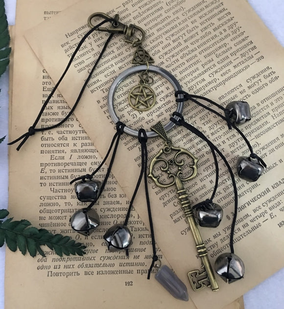Witches Bells Home Protection Magic Amulet