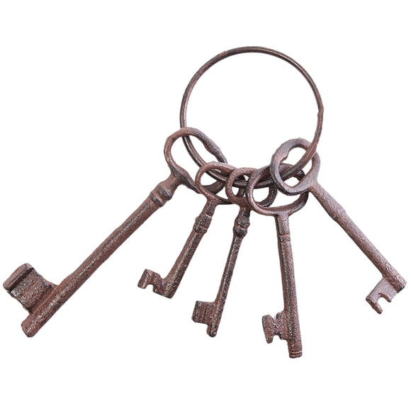 Cast Iron Keys