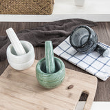 Natural Stone Mortar and Pestle