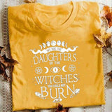 Daughters of the Witches you Couldn't Burn