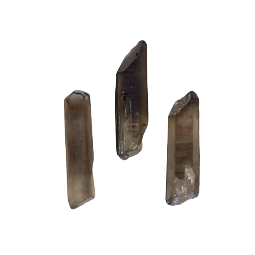 50g/bag Smoky Quartz Points (4-6 Pcs)