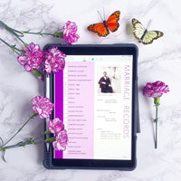 USA Deluxe 200 Page Ultimate Family History Bundle - Purple (Digital Download)