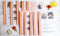 USA Deluxe 200 Page Ultimate Family History Bundle - Orange (Digital Download)