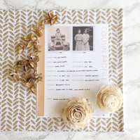 Cousins Bundle: Printable Genealogy Forms (Digital Download)