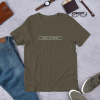 Family Historian /// Short-Sleeve Unisex T-Shirt