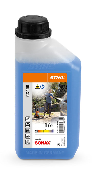 Stihl CC 100 Vehicle Shampoo & Wax - 1L
