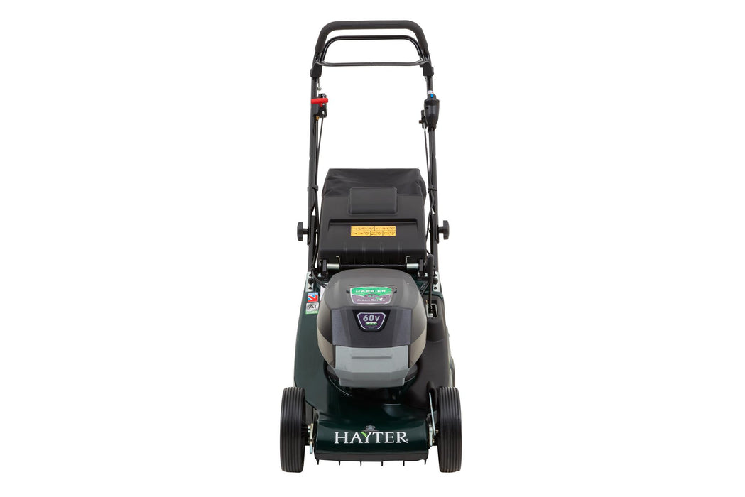 Hayter Harrier 41 Battery Mower