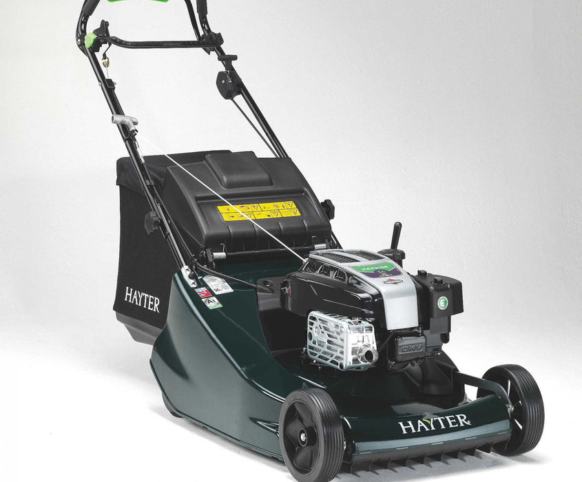 HAYTER HARRIER 56 AUTO-DRIVE WITH ELECTRIC START