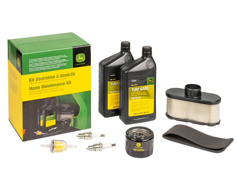 John Deere Home Maintenance Kit (X3 / X5 / ZTrak Series)