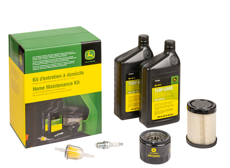 John Deere Home Maintenance Kit (X1 Series)