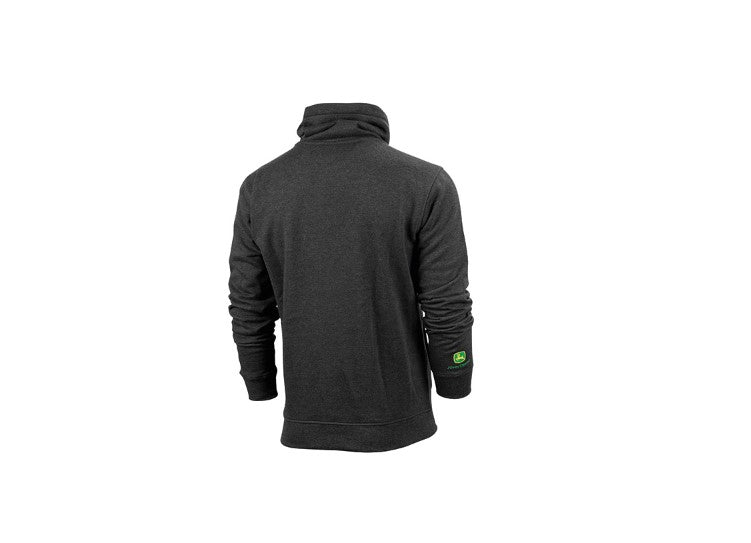 John Deere High Neck Sweatshirt 'Tracks'