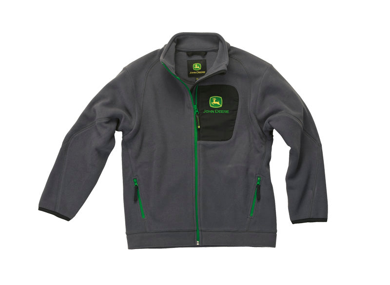 John Deere Children's Fleece Jacket