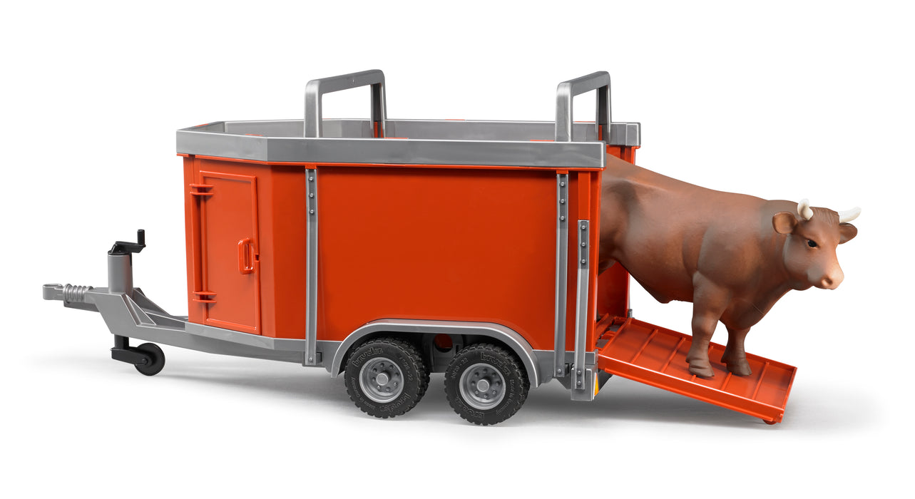 Bruder Cattle Trailer