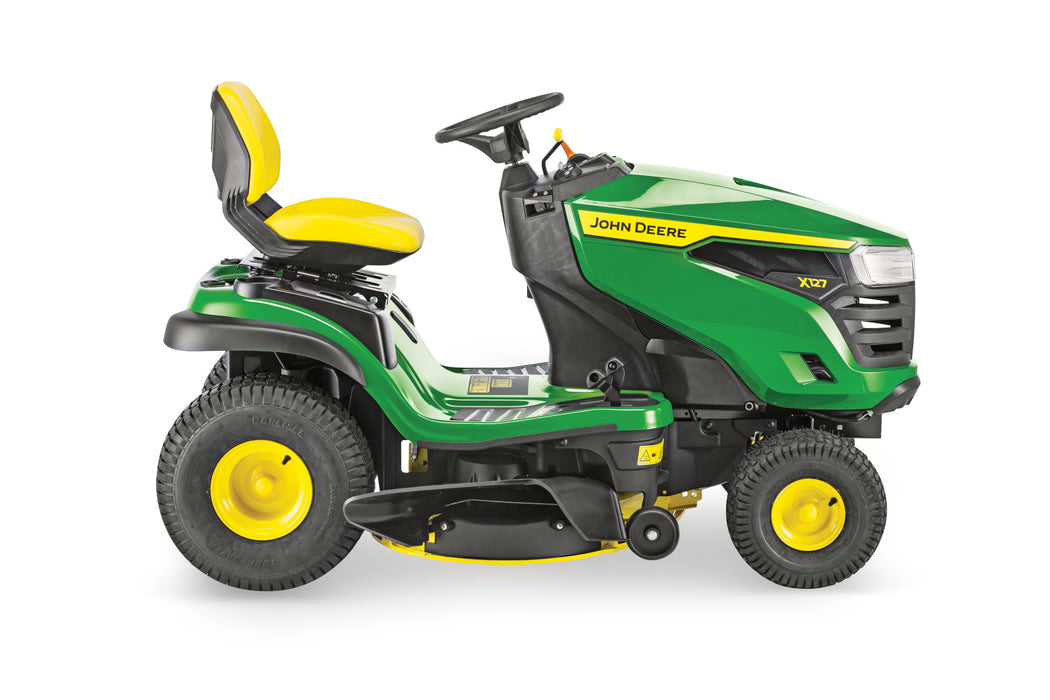 John Deere X127 Ride-On Mower