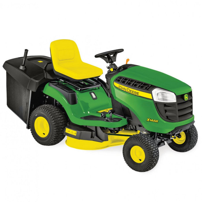 John Deere X146R Ride-On Mower