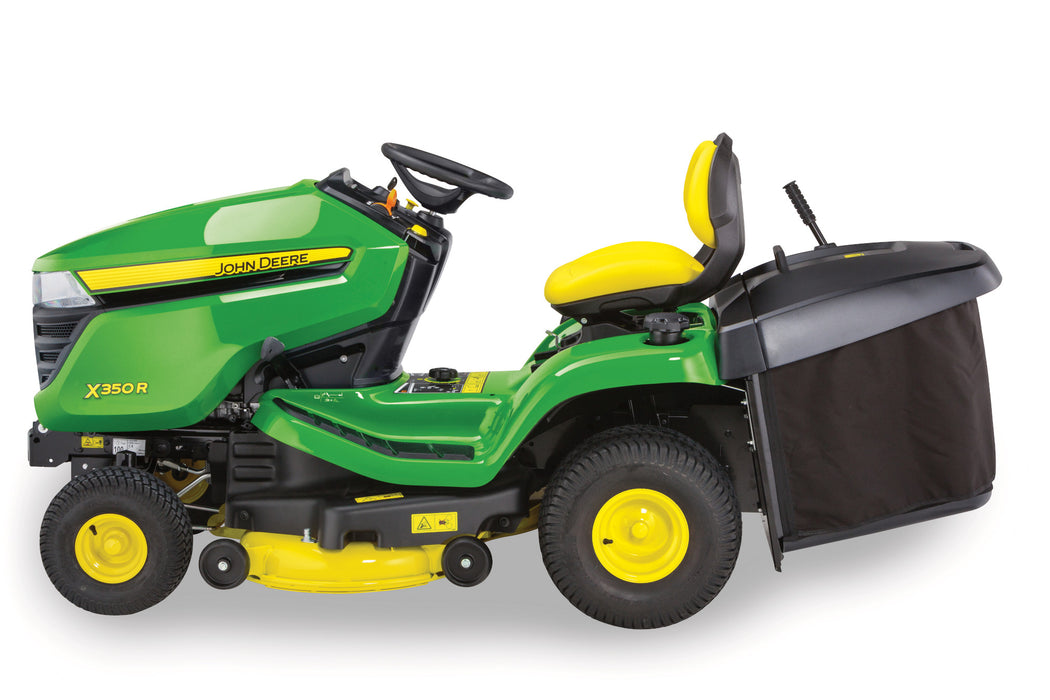 John Deere X350R Ride-On Mower
