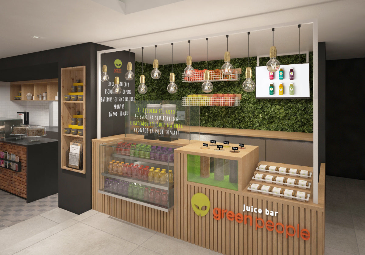 Juicebar: La Fruteria by Greenpeople