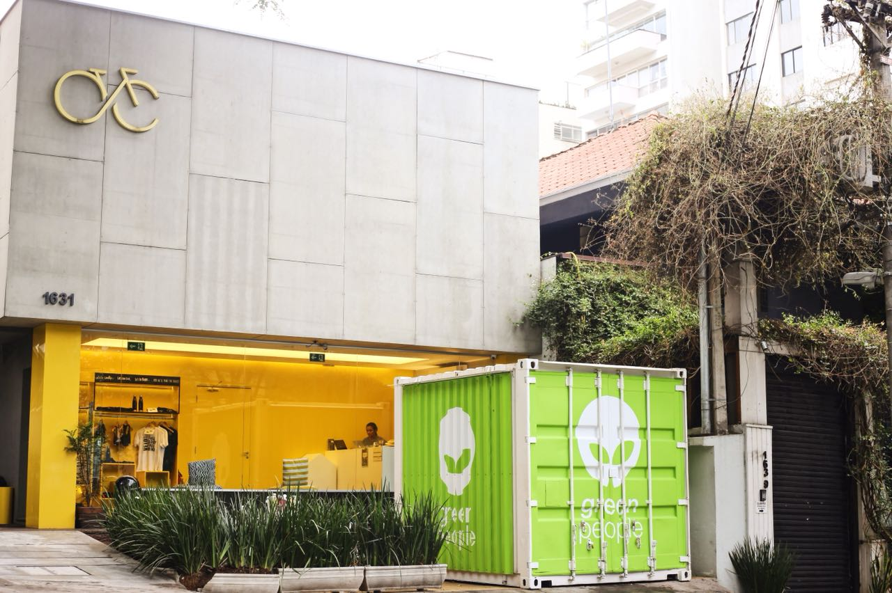 CONTAINER GREENPEOPLE