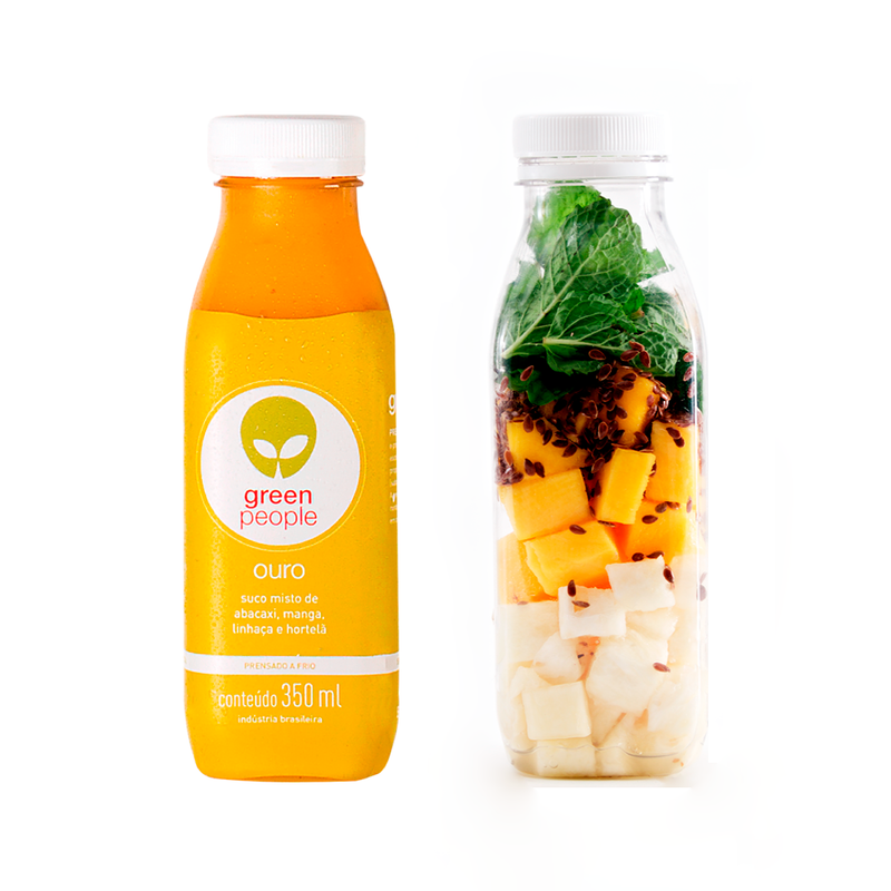 Suco Ouro - Greenpeople Brasil
