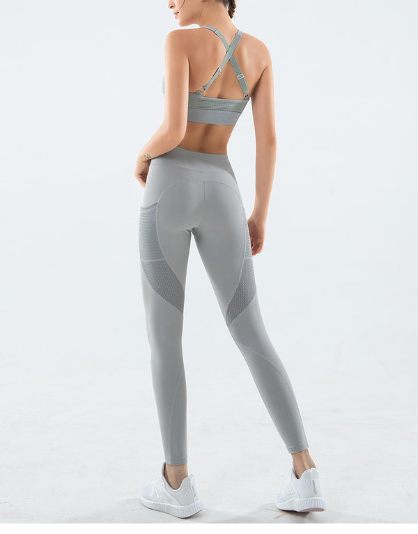 High Waist Leggings with Pockets