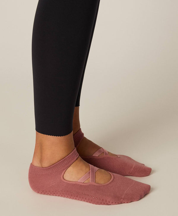 Anti-slip Yoga Socks 2-pair