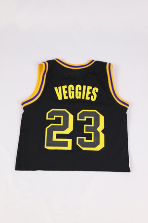 Los Angeles Vegans Jersey Crop Top