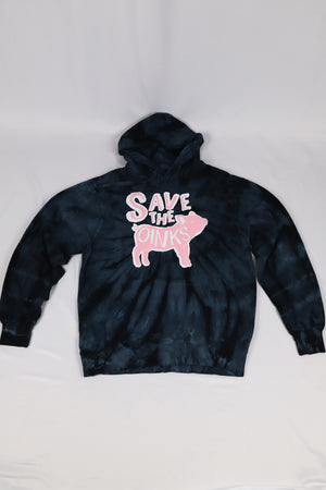 Save the Oinks Hoodie
