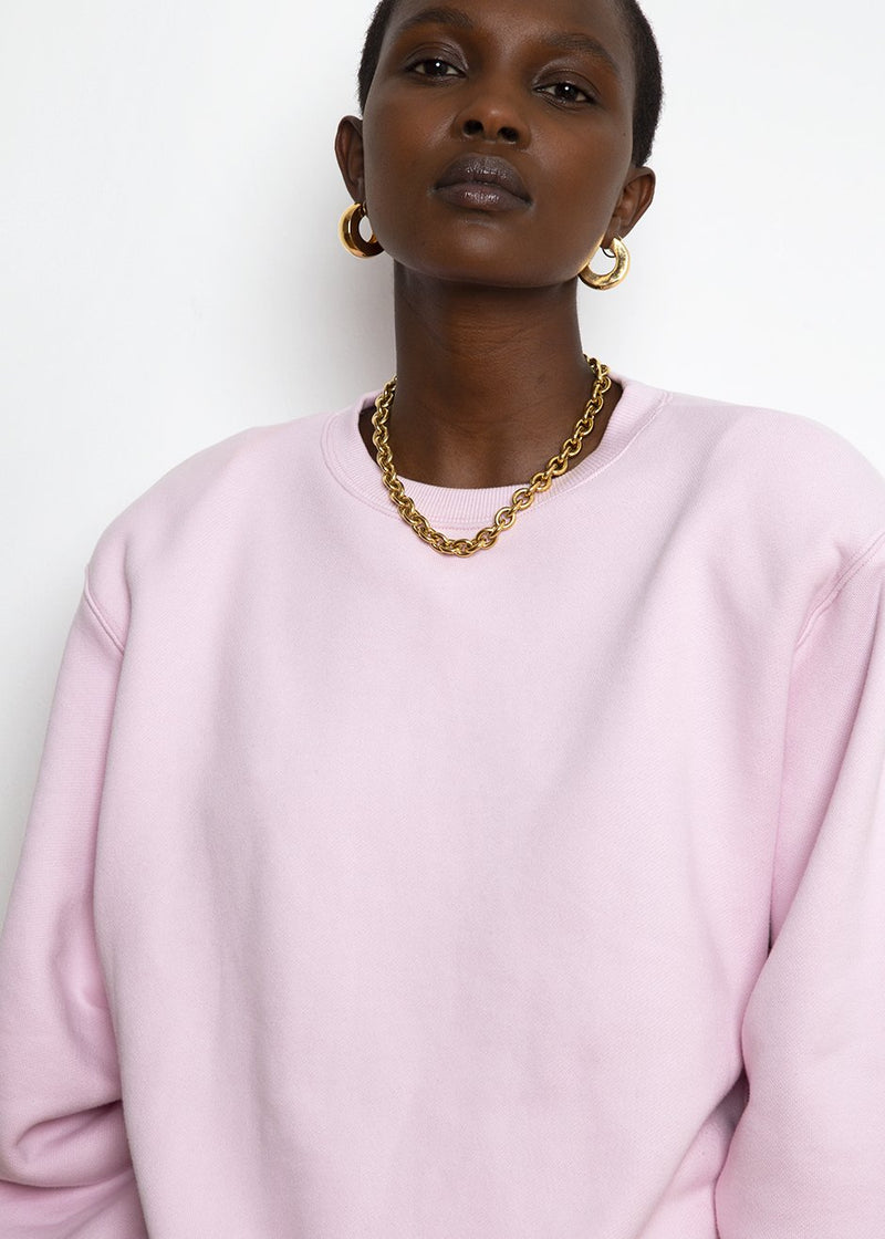 Vanessa Sweatshirt - Bubble Pink