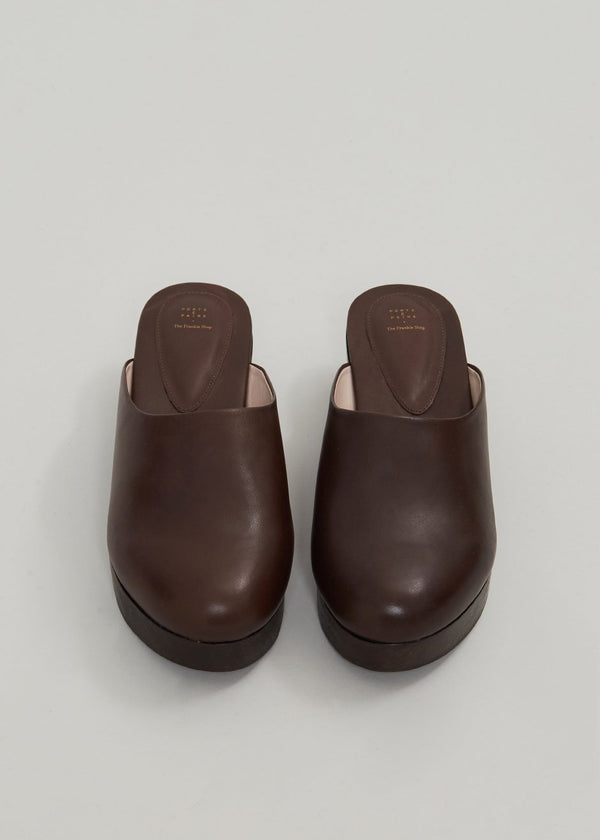 Porte & Paire x TFS Slip On Clog - New Bison