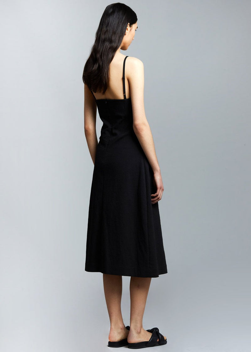 Curveline Dress by Low Classic in Black