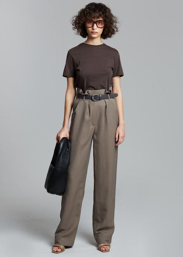 Les Coyotes de Paris Celia Trousers in Clay