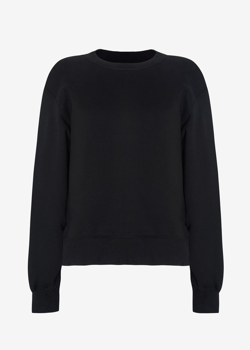 Vanessa Sweatshirt - Black