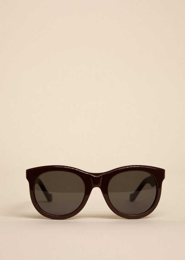 Incognito Sunglasses by TOL Eyewear in Burgundy